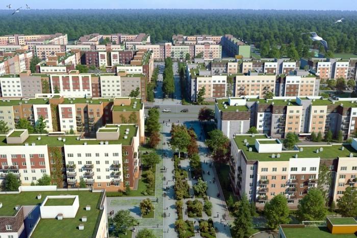 """В ЖК """"Юнтолово"""" на рынок выведены квартиры в очередном корпусе третьей очереди"""