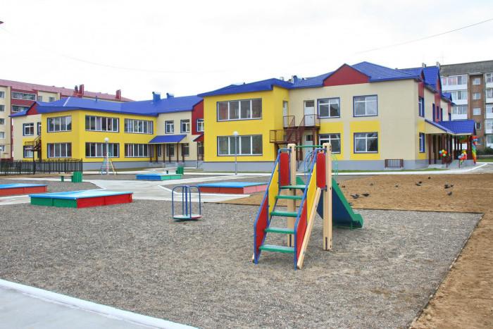 """В ЖК """"Образцовый квартал 2"""" построен детский сад"""