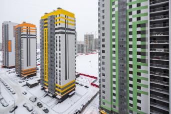 """В ЖК """"София"""" досрочно сдан новый дом"""
