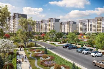 """В ЖК """"Солнечный город"""" на рынок выведен новый пул квартир"""