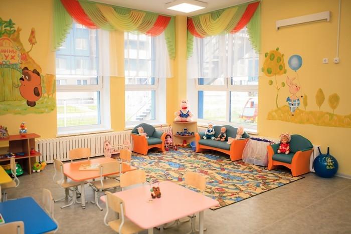 """В ЖК """"Тапиола"""" через 2 месяца откроется детский садик"""