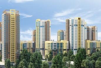 """В ЖК """"Триумф Парк"""" начинается строительство нового дома"""