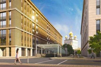 """В ЖК """"Царская столица"""" сданы пять объектов"""