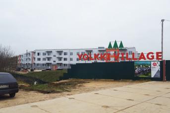"""В ЖК """"Yolkki Village"""" завершилась установка двух павильонов под скважины"""