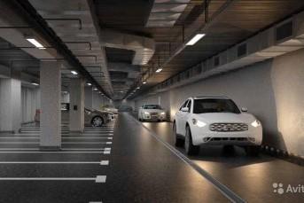 В ЖК 'Южная акватория' открыта продажа машиномест в паркинге