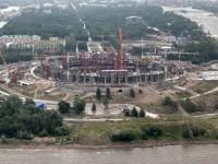 Власти Петербурга ведут работу по улучшению транспортной доступности Крестовского острова