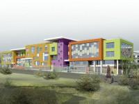 Во Всеволожском районе началось строительство крупного детского садика