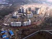 """Восемь корпусов ЖК """"Новая Охта"""" введены в эксплуатацию досрочно"""