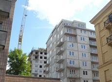 """Вторую очередь бывшего ЖК """"Охта-Модерн"""" могут сдать в сентябре"""