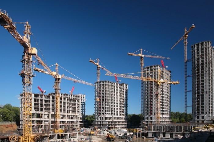 Выборгский район – лидер по вводу жилья в 2015 году