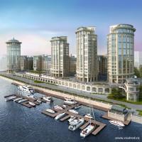 Жилой комплекс «Премьер Палас» от Л1 частично сдан в эксплуатацию