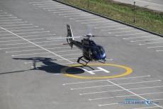 Жители квартала Ульянка недовольны появлением вертолетной площадки