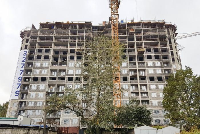 """ЖК """"Дом на набережной"""": проект, потеснивший новый мост через Неву"""