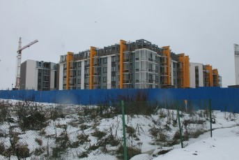 ЖК Inkeri: приятный малоэтажный комплекс в Пушкине