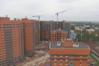 """ЖК """"Ижора Парк"""" достроят до конца года"""