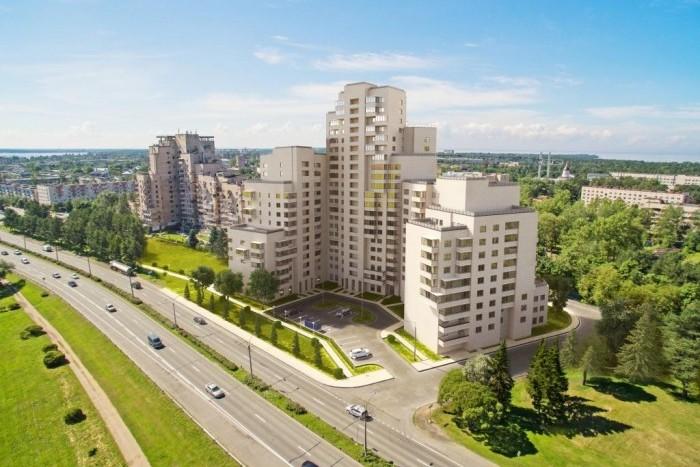 "ЖК ""Пляж"" получил аккредитацию банка Санкт-Петербург"