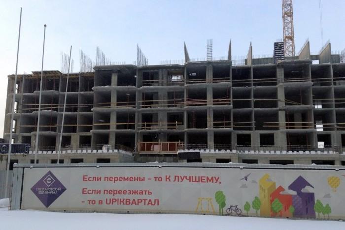 """ЖК """"Светлановский"""" - доступный комфорт класс в Ленобласти."""