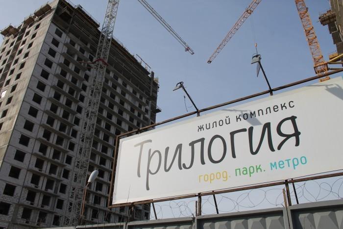 """ЖК """"Трилогия"""": добротные дома на проспекте Народного Ополчения"""