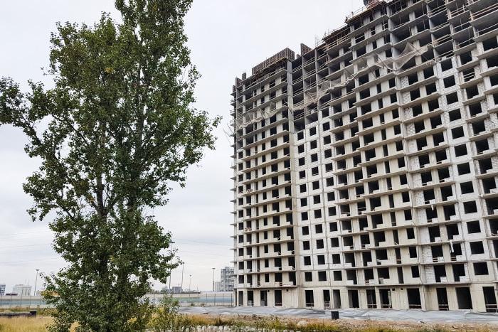 """ЖК """"UP-квартал """"Московский"""": опции бизнес-класса и КАД под окнами"""