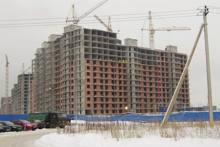 """ЖК """"Вернисаж"""": жизнь в центре Кудрово"""