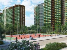 Скидка миллион на квартиры в ЖК «GreenЛандия 2»