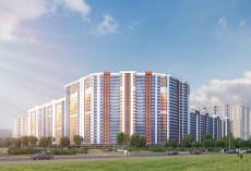 Квартира в ЖК «Полюстрово Парк» за 15 000 рублей в месяц