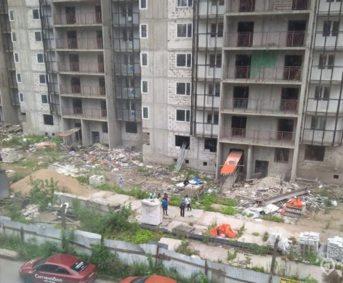 """Достройка ЖК """"Десяткино"""" начнется в ближайшие месяцы - Фото 1"""
