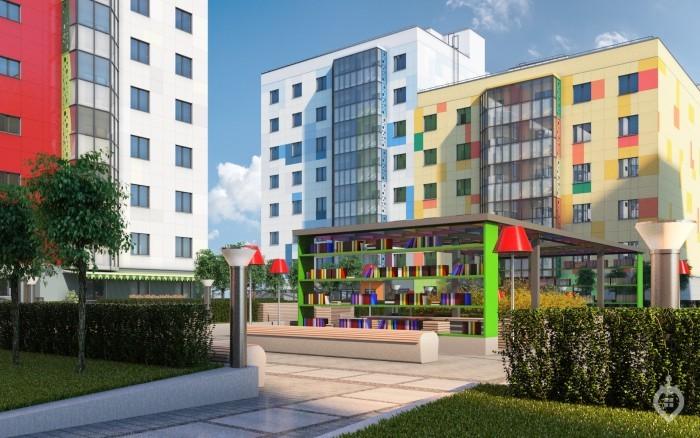 Квартиры в жилом квартале «IQ Гатчина»: респектабельное жилье для солидных людей - Фото 2