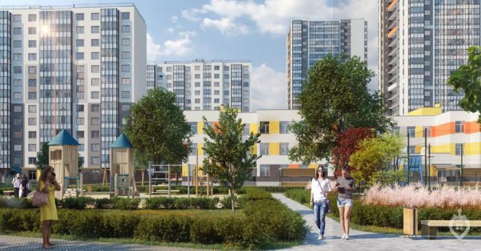 Квартира с городской пропиской в экологичной локации от 2,7 млн рублей - Фото 1