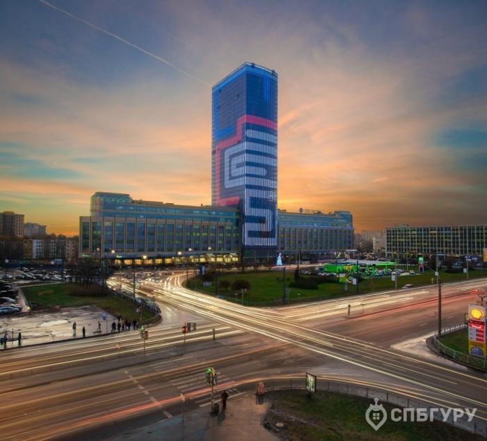 Небоскребы Санкт-Петербурга - Фото 1