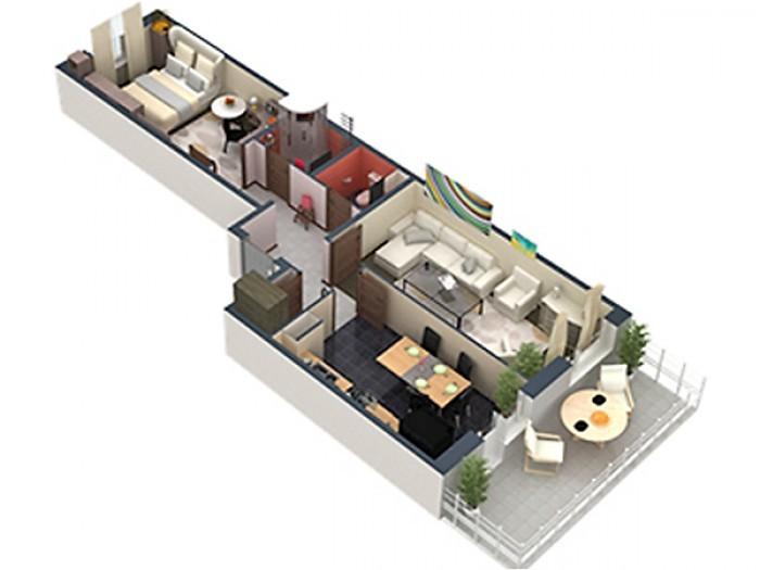 """""""Ленстройтрест"""" представил новый сервис для создания дизайна квартиры —""""Конфигуратор отделки"""" - Фото 2"""
