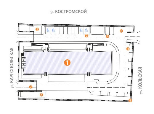 Дом на Костромской 14 - фото 5