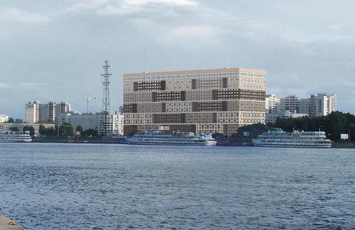 Дом-Мегалит на Неве - фото 2