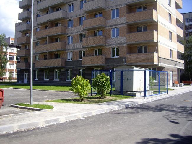 Дом на Луначарского 40 - фото 4