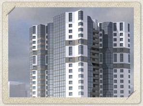 Квартиры в ЖК на Ленинском проспекте участок 5 в СПБ, Красносельский район