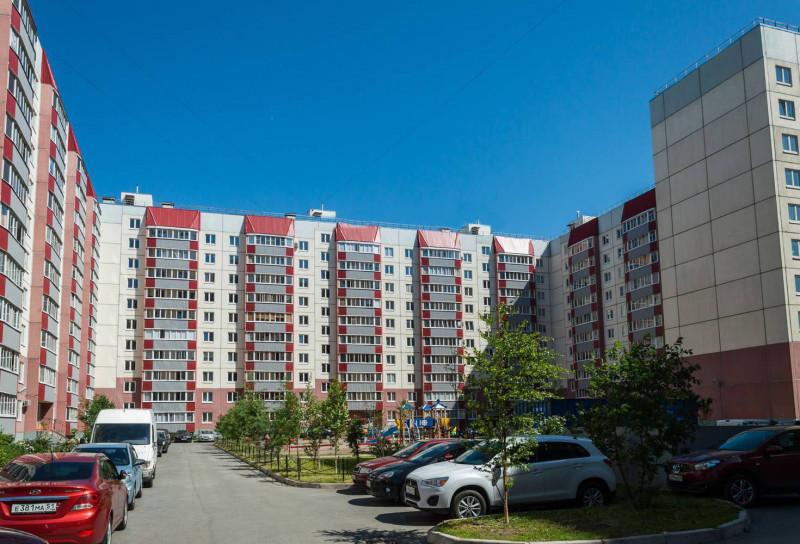 Квартиры в Микрорайон №1 в поселке Тельмана в Ленинградской области, Тосненский район