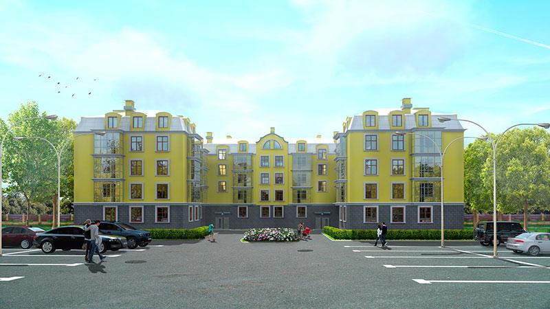 """ЖК """"Пушкин House"""" - фото 2"""