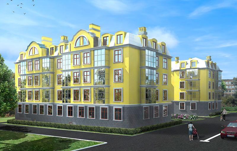 """ЖК """"Пушкин House"""" - фото 4"""