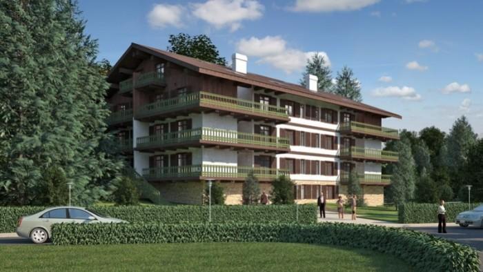 """ЖК """"Alpenhof"""" - фото 2"""