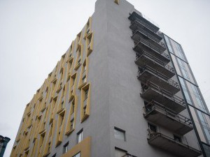 """Апарт-отель """"Vertical"""" (Вертикаль)"""