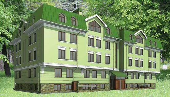 Квартиры в Дом в Павловске в СПБ, Пушкинский район
