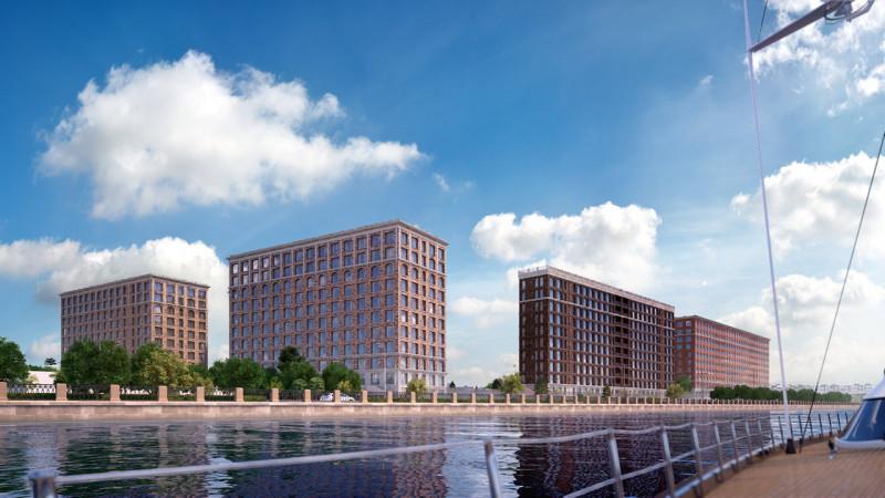 """ЖК """"Docklands""""  - фото 2"""