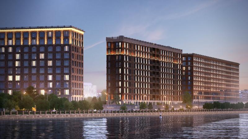 """ЖК """"Docklands""""  - фото 11"""