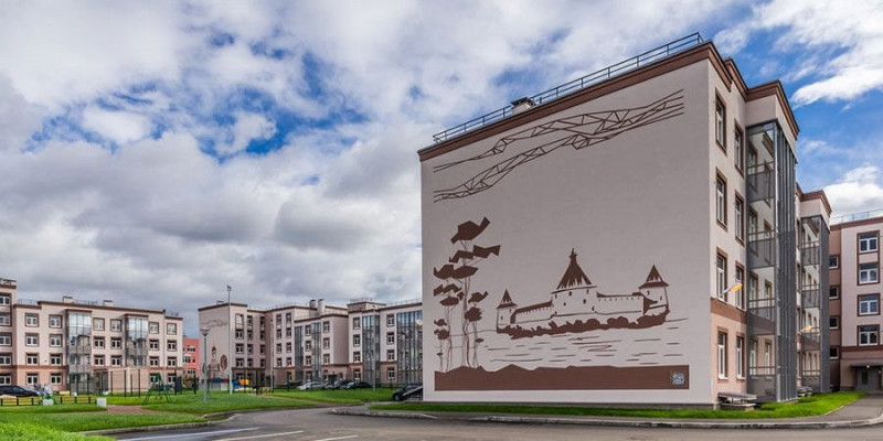 "ЖК ""Новое Сертолово"" - фото 32"