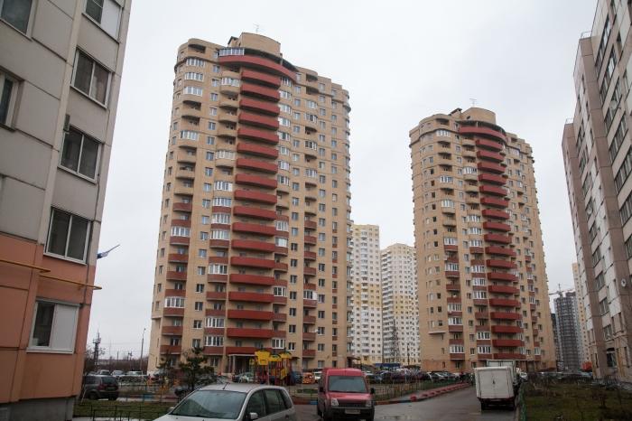"""Квартиры в ЖК """"Шушары"""" в СПБ, Пушкинский район"""
