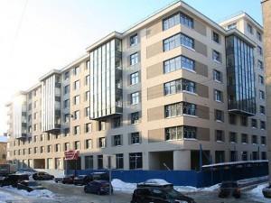 Дом на улице Егорова 25