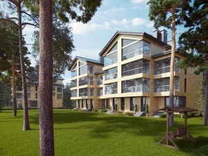 "ЖК ""Первая Линия Apartments Life Energy Resort"""
