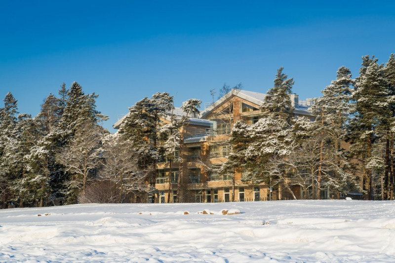 "ЖК ""Первая Линия Apartments Life Energy Resort""  - фото 10"