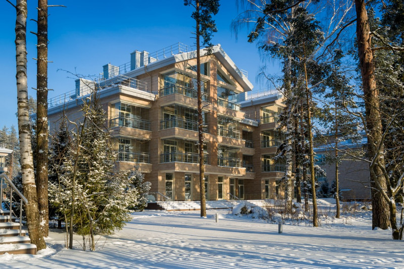 "ЖК ""Первая Линия Apartments Life Energy Resort""  - фото 12"