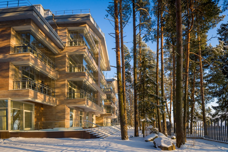 "ЖК ""Первая Линия Apartments Life Energy Resort""  - фото 17"
